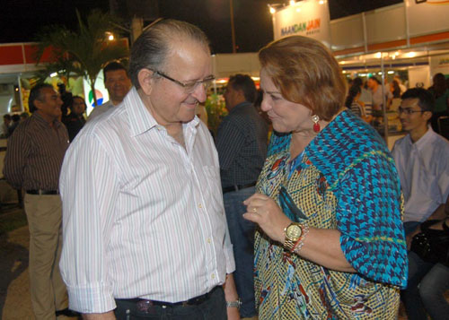Carlos Augusto deu o conselho a Sandra: viabilize-se