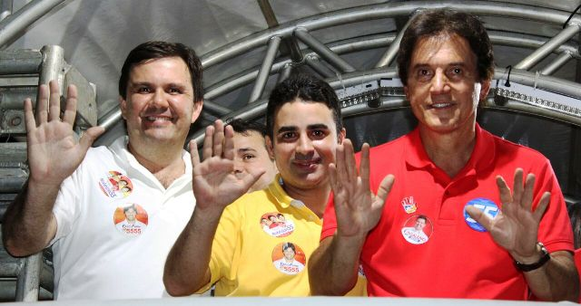 Galeno foi o candidato de Francisco José Junior e Robinson em Mossoró