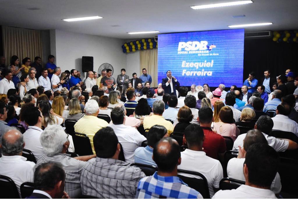 reunião do PSDB1