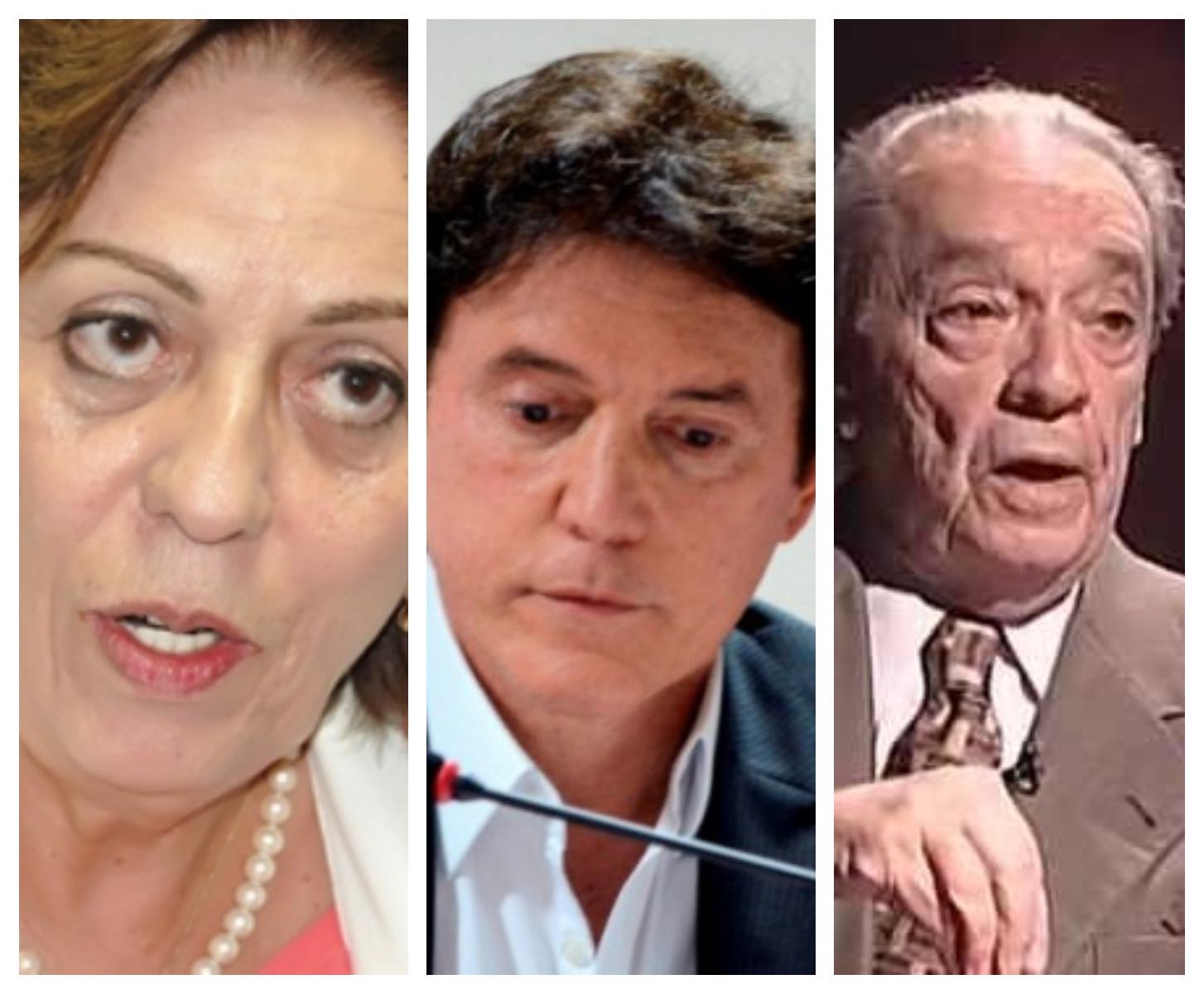 """O trio dos governadores lembrados como """"case"""" de má gestão no RN"""