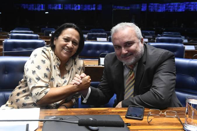 Jean Paul Prates e o objetivo de repetir em 2022 o que Fernando Bezerra fez  em 1998 - Blog do Barreto